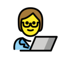 Technologist on OpenMoji 12.3