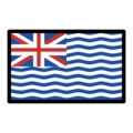 Flag: Diego Garcia on OpenMoji 13.0