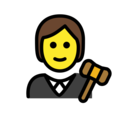 Judge on OpenMoji 13.0