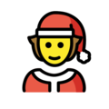 Mx Claus on OpenMoji 13.0