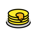 Pancakes on OpenMoji 13.0