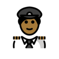 Pilot: Medium-Dark Skin Tone on OpenMoji 13.0