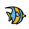 Tropical Fish on OpenMoji 13.0