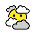 Face in Clouds on OpenMoji 13.1