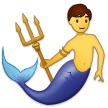 Merman on Samsung Experience 9.5