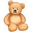 Teddy Bear on Samsung Experience 9.5