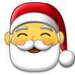 Santa Claus on Samsung One UI 1.0
