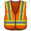 Safety Vest on Samsung One UI 1.5