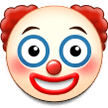 Clown Face on Samsung One UI 2.5