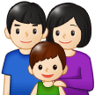 Family, Type-1-2 on Samsung One UI 2.5