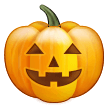 Jack-O-Lantern on Samsung One UI 2.5