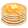 Pancakes on Samsung One UI 2.5