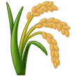 Sheaf of Rice on Samsung One UI 2.5
