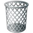 Wastebasket on Samsung One UI 2.5