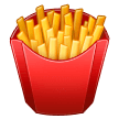 French Fries on Samsung One UI 3.1.1