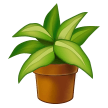 Potted Plant on Samsung One UI 3.1.1
