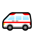 Ambulance on SoftBank 2014