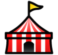 Circus Tent on SoftBank 2014