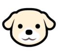 Dog Face on SoftBank 2014