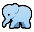 Elephant on SoftBank 2014