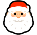Santa Claus on SoftBank 2014
