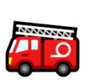 Fire Engine on SoftBank 2014