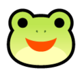 Frog Face on SoftBank 2014
