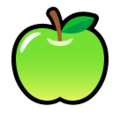 Green Apple on SoftBank 2014