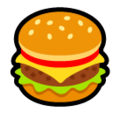 Hamburger on SoftBank 2014
