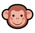 Monkey Face on SoftBank 2014
