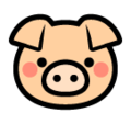 Pig Face on SoftBank 2014