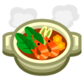 Pot of Food on SoftBank 2014