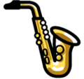 Saxophone on SoftBank 2014
