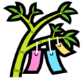 Tanabata Tree on SoftBank 2014
