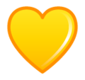 Yellow Heart on SoftBank 2014