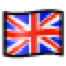 Flag: United Kingdom on SoftBank 2010