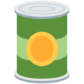 Canned Food on Twitter Twemoji 11.1