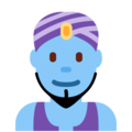 Man Genie on Twitter Twemoji 11.1