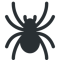 Spider on Twitter Twemoji 11.1