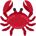 Crab on Twitter Twemoji 11.2