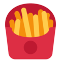 French Fries on Twitter Twemoji 11.2