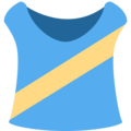 Running Shirt on Twitter Twemoji 11.2