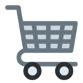 Shopping Cart on Twitter Twemoji 11.2