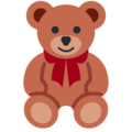 Teddy Bear on Twitter Twemoji 11.2