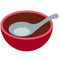 Bowl With Spoon on Twitter Twemoji 11.3