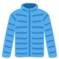 Coat on Twitter Twemoji 11.3