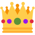 Crown on Twitter Twemoji 11.3