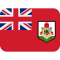 Flag: Bermuda on Twitter Twemoji 11.3