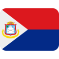 Flag: Sint Maarten on Twitter Twemoji 11.3