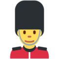 Guard on Twitter Twemoji 11.3